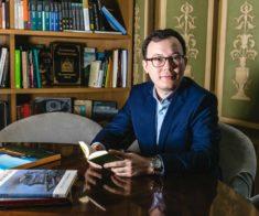 Презентация «Настольной книги казахского бизнесмена»