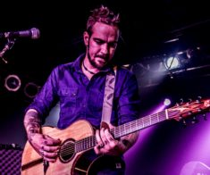 Adam Gontier (-ex Three Days Grace) в Алматы