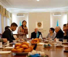 Презентация  монографий об искусстве казахов