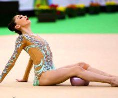 Чемпионат по художественной гимнастике «Kerbez Cup»