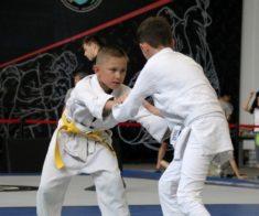 Открытый турнир QTT Kids по бразильскому джиу-джитсу