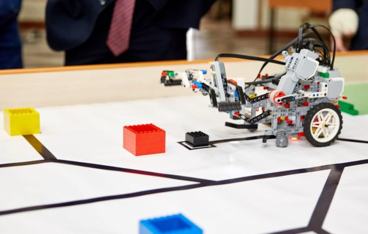 5-й чемпионат по робототехнике и инновационным технологиям - Almaty TechCup
