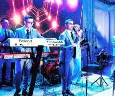 Выступление Prospect Live Band