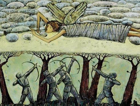 Персональная выставка Киреева Валерия «Мысли вслух»