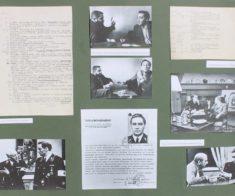 Алма-Ата: Выставка «Юлиан Семенов»