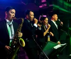Выступление Talisman Band