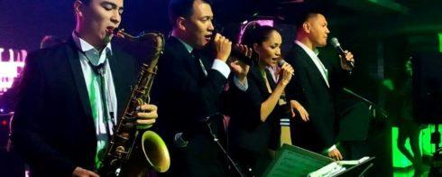 Выступление Talisman Band в Музкафе