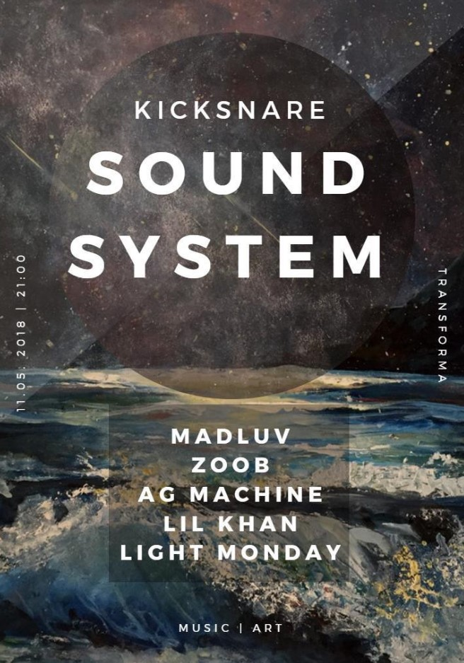 Kicksnare Sound System