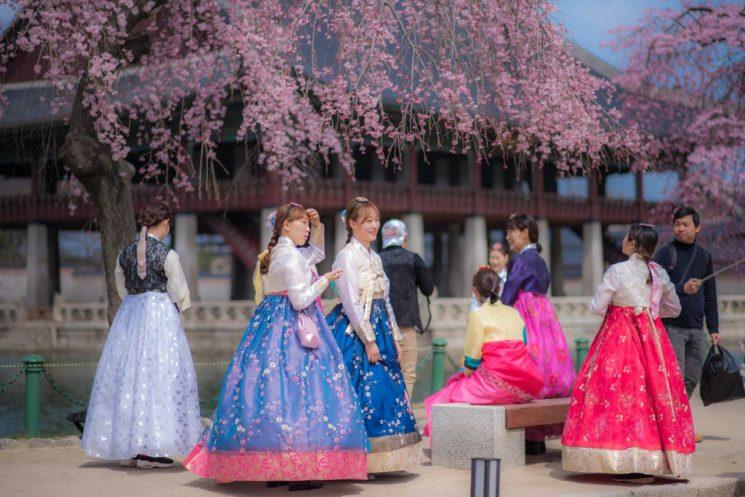 Ярмарка корейских товаров