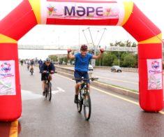 Первый масссовый велопробег