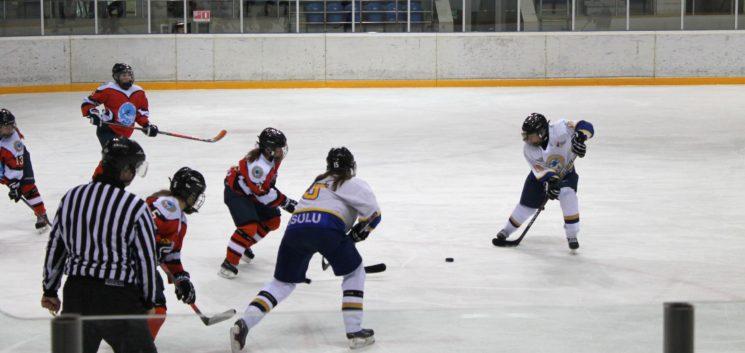 Третий тур чемпионата РК по хоккею с шайбой