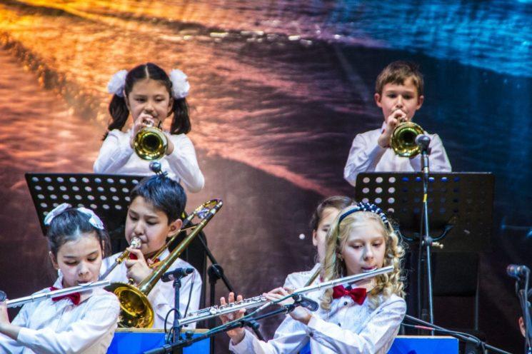 """Концерт для детей и родителей """"Юные Джазмены"""""""