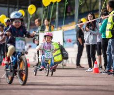Чемпионат для веломалышей «Tour de Kids — 2018»