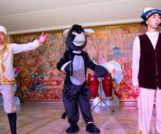 Детское мероприятие «Ер-Тостик и Алдар-Косе»
