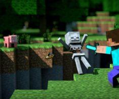 Minecraft «Битва Коробками»