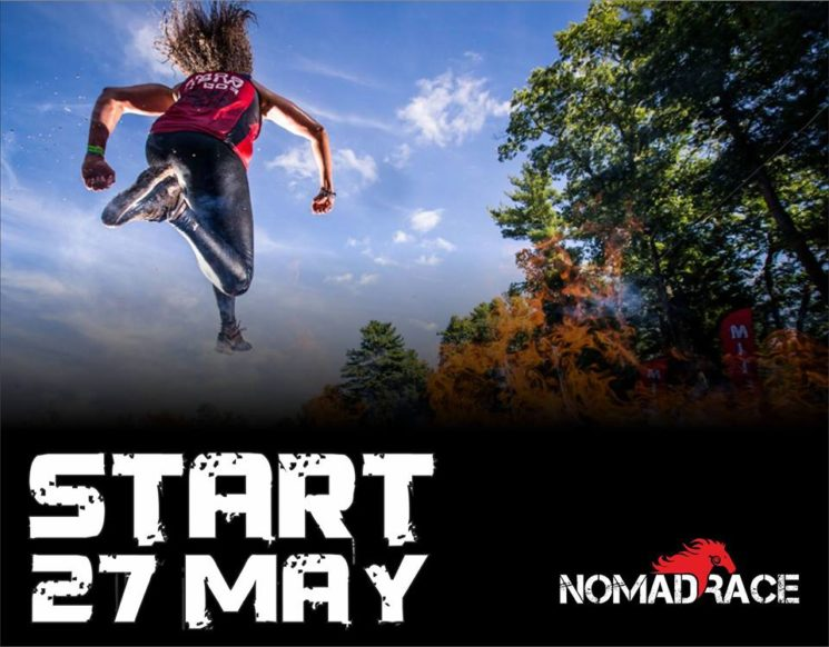 Spring Nomad race