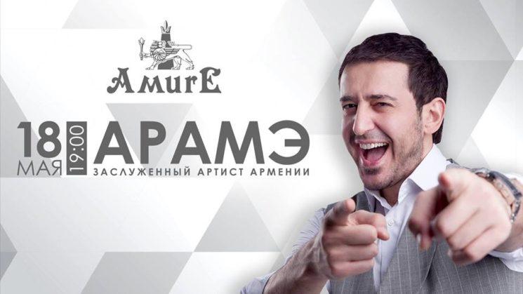 Сольный концерт ARAME