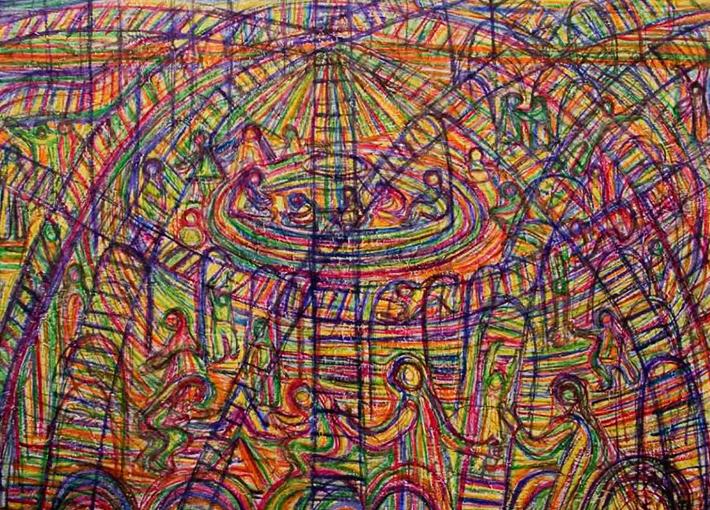 Выставка художницы Анна Маргацкой