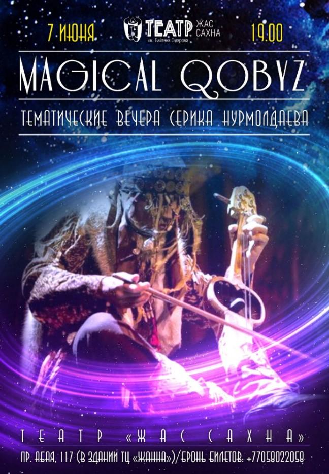 Magical Qobyz