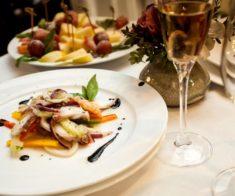 Гастрономический ужин в Тито