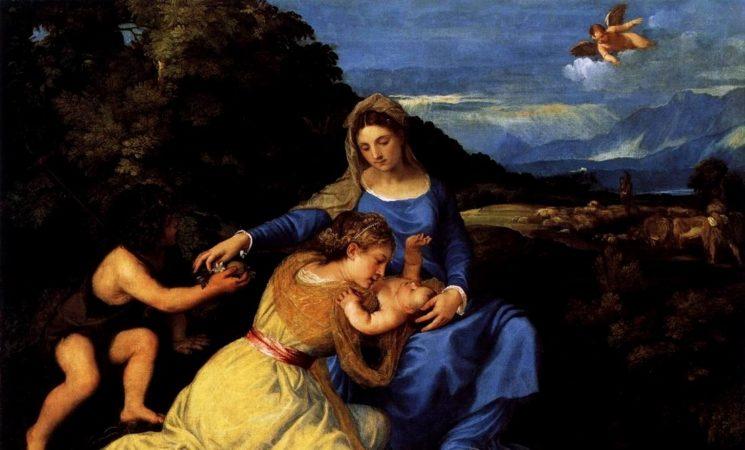 Живопись Ренессанса - взгляд из XXI века