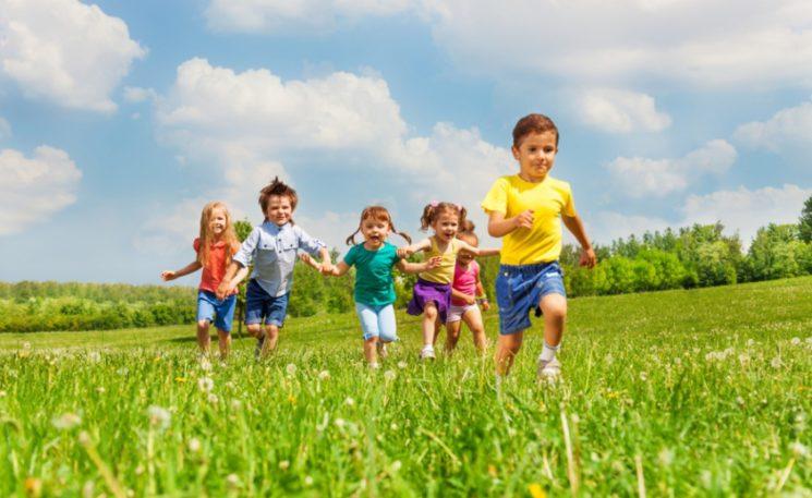 День защиты детей в ТРК Maxima