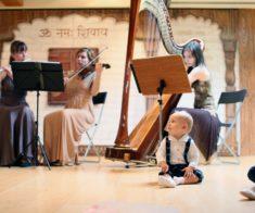 Концерт для детей и родителей «В гостях у Моцарта»