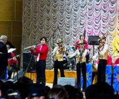 Концерт «Юные Джазмены»