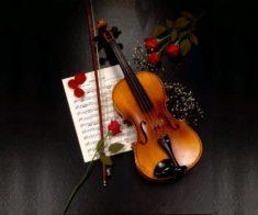Вечер скрипичной и фортепианной музыки