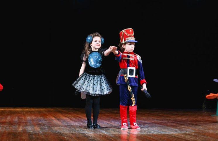 Концерт Академии детского мюзикла