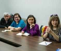 Встреча казахского клуба BAS QOSU – №136