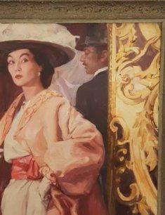 Выставка «Портрет Музы Диора»