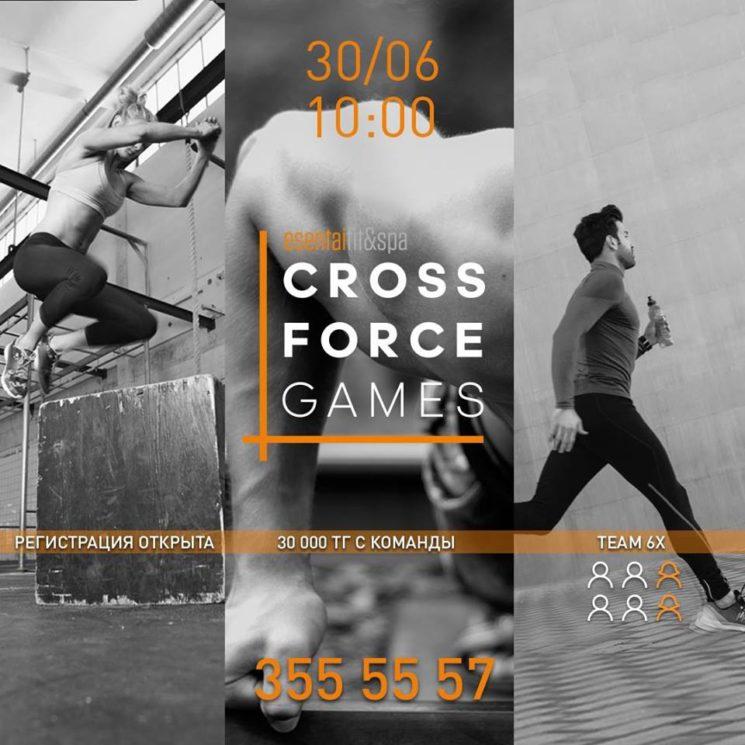 Corporate Crossforce Games 2018