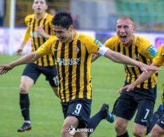 Футбол: Кайрат  — Астана