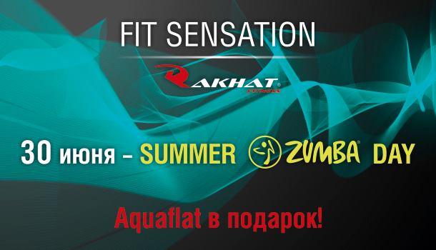 Summer Zumba Day