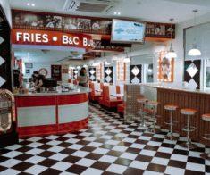 B&C Burger