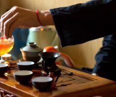 Чайная церемония «ПИН ЧА»