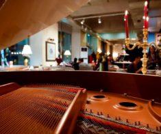 Вечер инструментальной музыки в Garden Artspace & Gallery