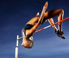 Мастер — класс от профессионала по прыжкам в высоту