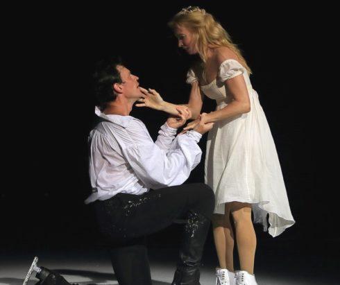 Ромео и Джульетта. Ледовый спектакль Ильи Авербуха