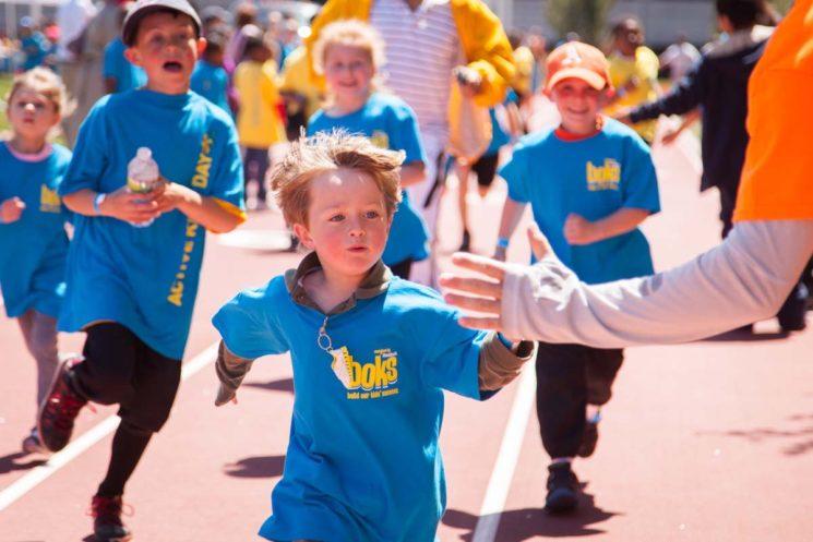 Чемпионат по детскому дуатлону