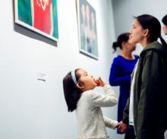 Выставка Bla Bla Lab