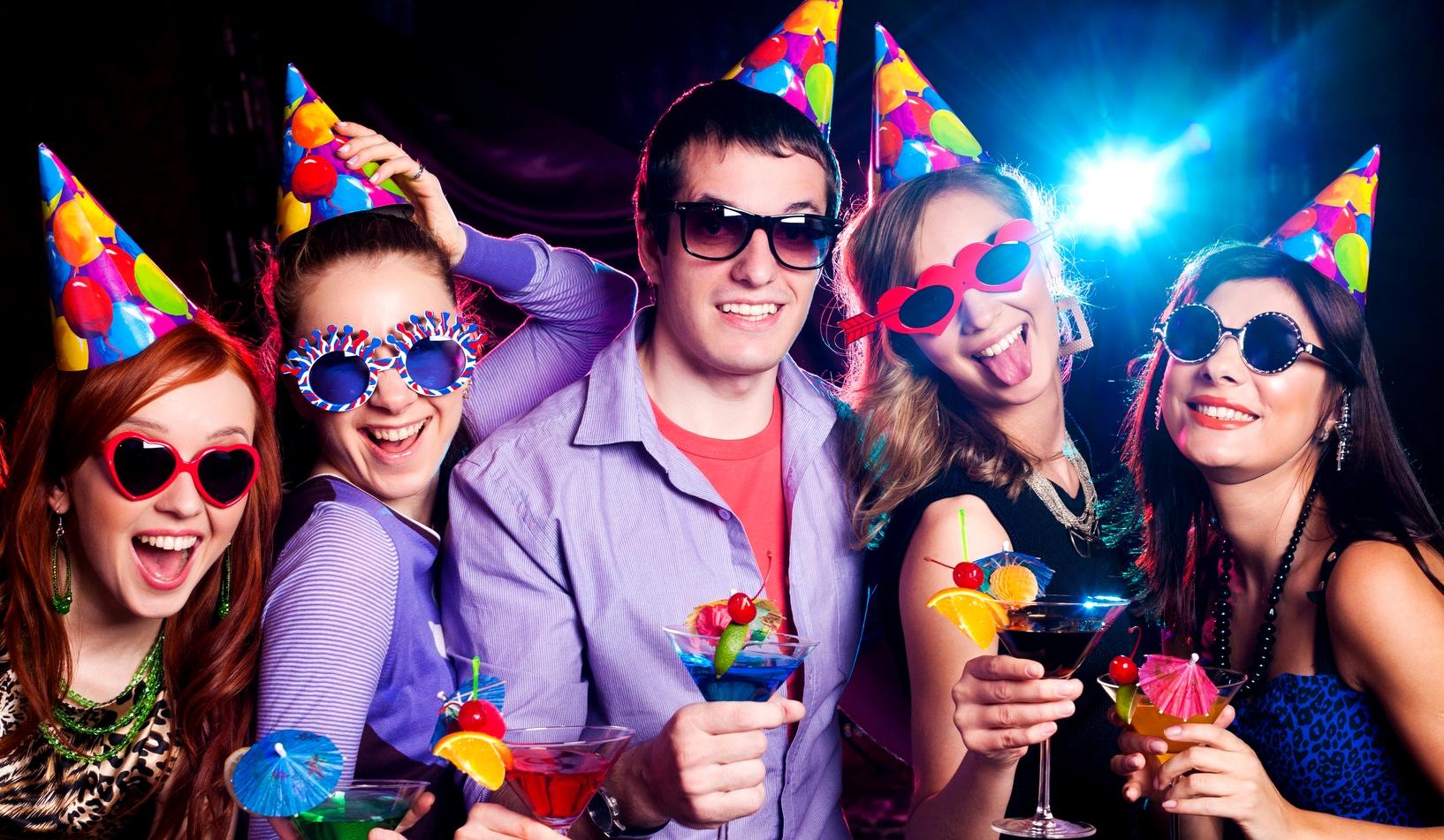 вечеринка и пати видео - 10