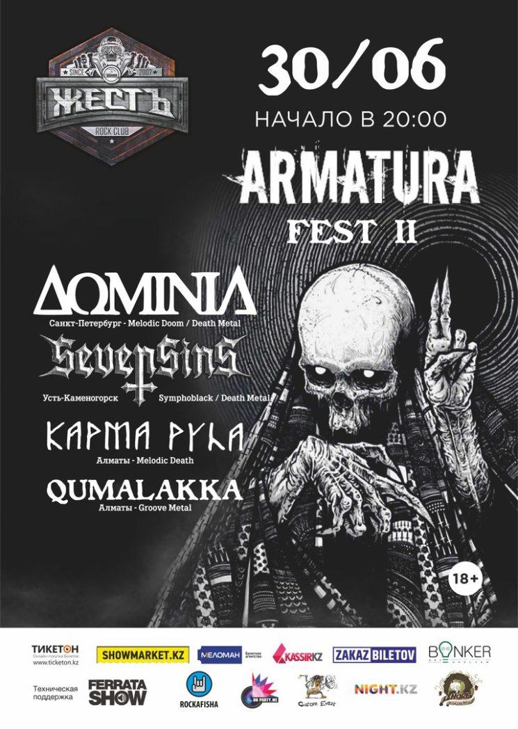 Armatura Fest II