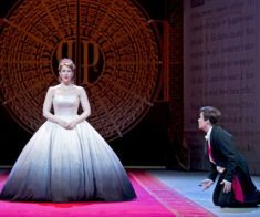 Показ опера «Золушка»