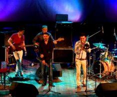 Выступление группы «Satzhan Project»