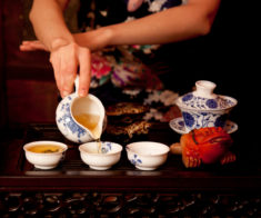 Китайская традиционная чайная церемония
