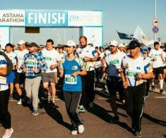Презентация подготовки к 10 км на Astana Marathon