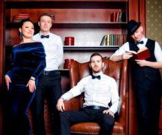 Miami Band в Liberty Cafe
