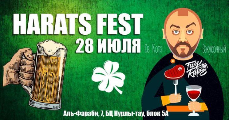 Harat's Fest 2018